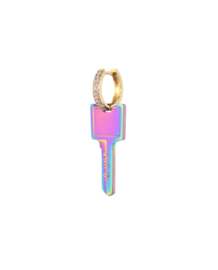 Juli Dans Key Oorbel Multicolor