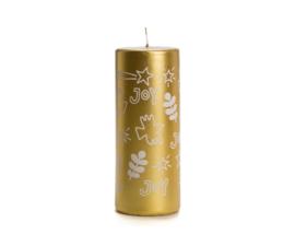 Joy Gold Candle