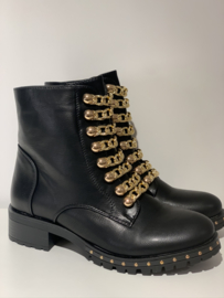 Boots Gold