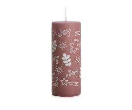 Joy Plum Candle