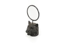 Zwarte Tijger Spiegel
