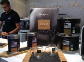 Manuel Caffe EQUO biologisch + fairtrade blik 250 gram