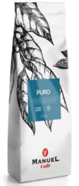 Manuel Caffe PURO 1000 gram bonen