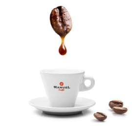 Manuel Caffe Solaroma 1000 gram bonen