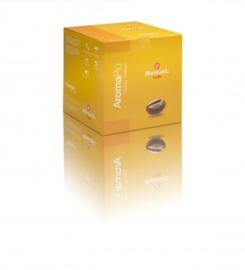 AromaPiu E2 koffiecapsules in 4 heerlijke smaken