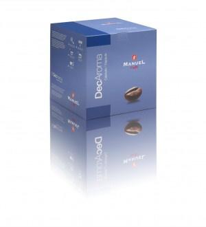 Decaroma E2 koffiecapsules 50 stuks in 4 heerlijke smaken