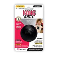 Kong bal extreme zwart