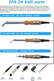 IFA soldeerbout A05 25W 24V