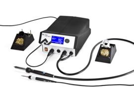 ERSA i-CON VARIO 2 PRO soldeer- en desoldeerstation met i-TOOL AIR S en i - Tool