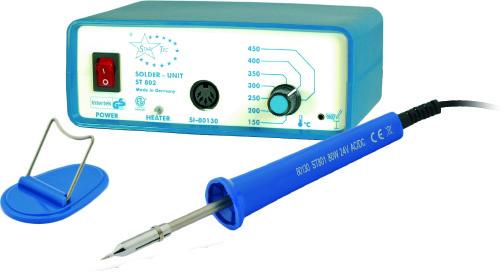 Star Tec soldeerstation ST802 80W 230V/24V