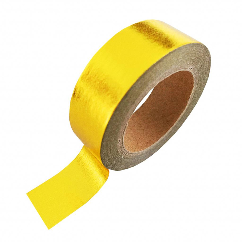 Washi tape Kerstgoud