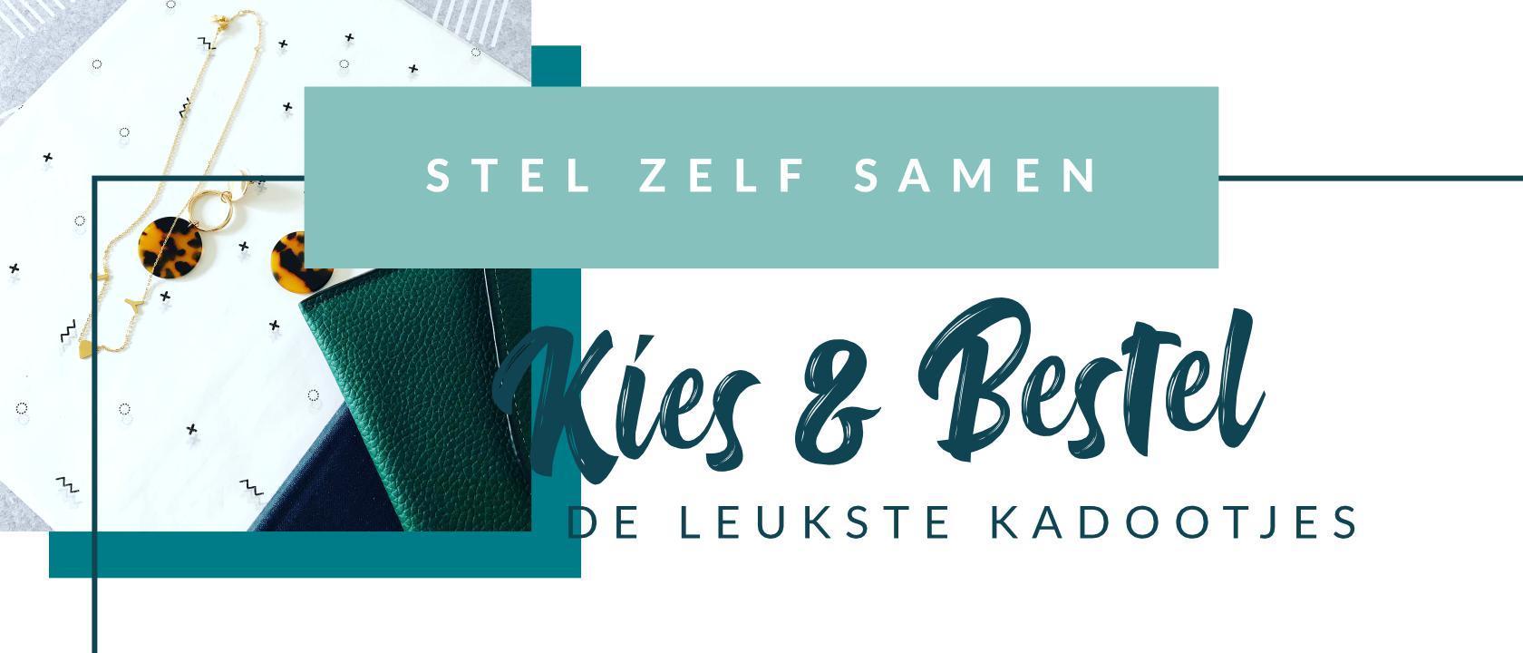 KP2019 STEL ZELF SAMEN - KIES & BESTEL
