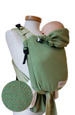 Storchenwiege BabyCarrier Groen