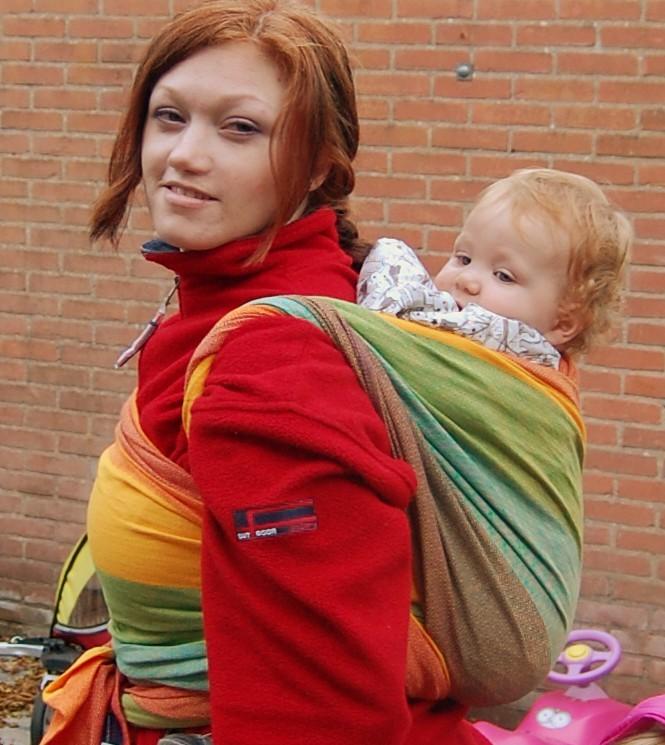 Helen met Dean in de Girasol Rainbow Gold