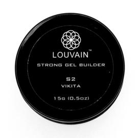 Louvain strong gel builder - S2 Vikita   peach