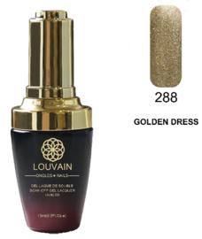 L288  Golden Dress