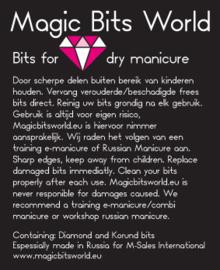 Magic Collection frees bitje  -  cone small