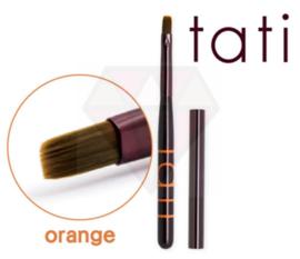 Tati gel penseel  Orange