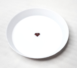 Magic Collection - Rhinestone plate