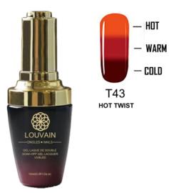 Louvain Temperature - T43 Hot Twist