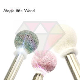 Magic Bits frees bitje  -  korund ball 2,5mm
