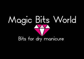 Magic Bits frees bitje  -  cone  large 2,5 mm