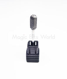 Magic Bits frees bitje titanium cylinder  -  Hard gel & Acryl