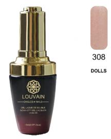 L308  Dolls - mermaid glitter