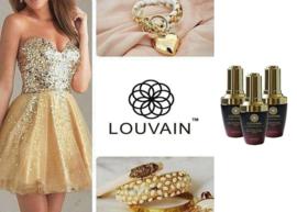 Louvain Diamond - Topaz D8