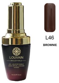 Louvain gellac L46  Brownie