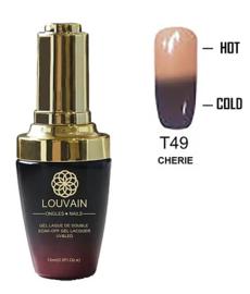 Louvain Temperature  - T49 Cherie