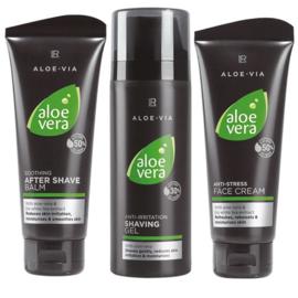 Aloe Vera Men Care set