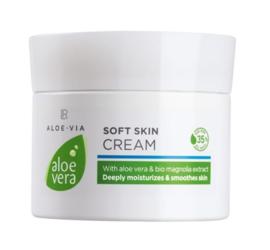 Soft Skin cream  -  35% Aloe Vera