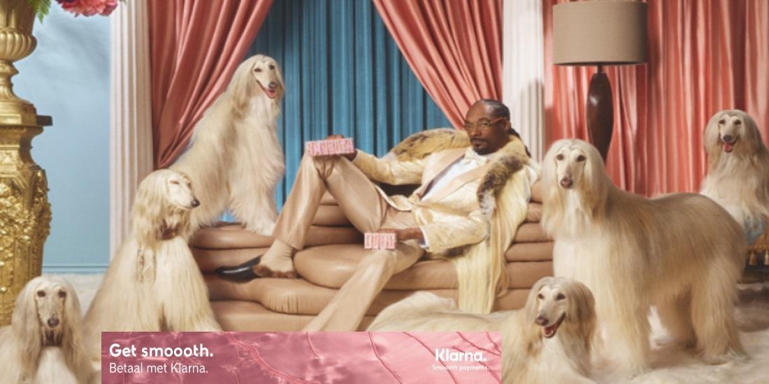 Klarna Snoop met honden