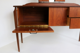 Vintage design Kaptafel Louis van Teeffelen