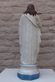 Groot oud Heilig Hart beeld