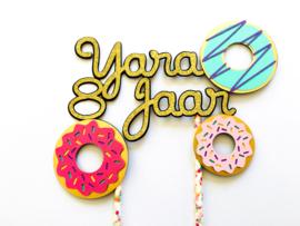 TAARTTOPPER | Donut