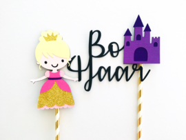 TAARTTOPPER || Prinsessen