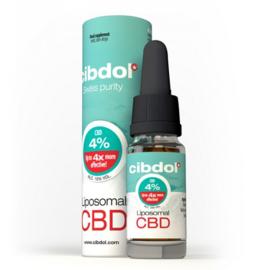 Liposomale CBD Olie 4%