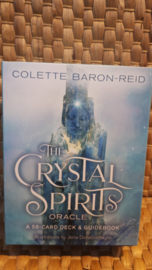 The crystal spirit orakel kaarten