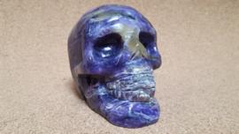 Charoiet human skull