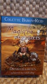 Magische wegwijzers, orakelkaarten
