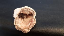 Roze amethist cluster