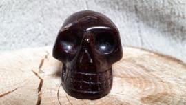 Kattenoog skull