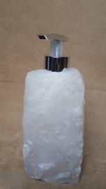Zeepdispenser bergkristal