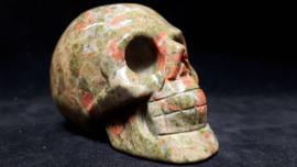 Unakiet skull