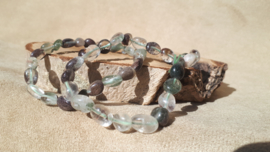 Chloriet nugget armband