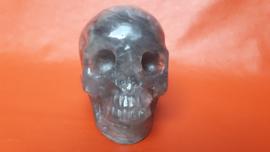 Kwarts grijze skull