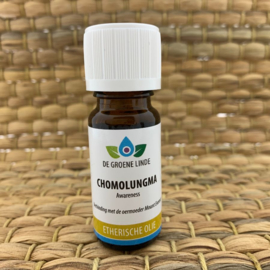 Chomolungma, etherische olie