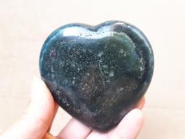 Oceaan jaspis hart